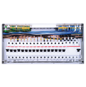 A nicely installed Consumer Unit from Kat-Tech.