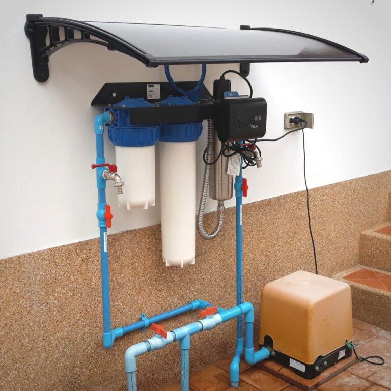 IHS12-D4 water filter in Manora Village Hua Hin